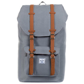 Herschel Little America Selkäreppu, grey/tan